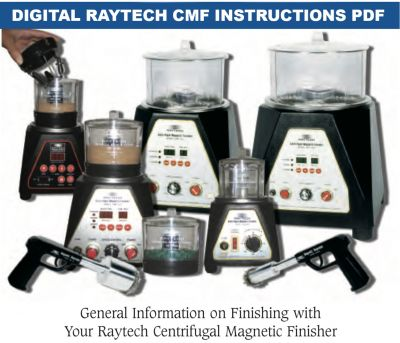 Digital Raytech CMF Instructions